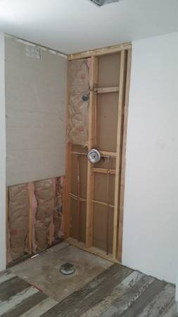 Someone To Finish And Tile A Shower Cover Photo