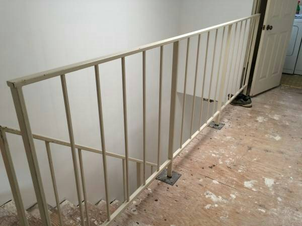 Stair Railing Stripping And Painting  Cover Photo