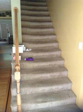 Carpet Installer Stairs  Cover Photo