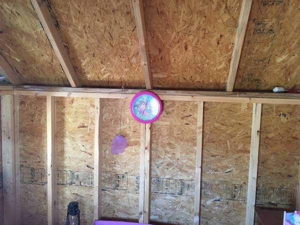 Sheetrock And Insulation Work Cover Photo