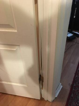 Need Someone To Help fix Door Cover Photo