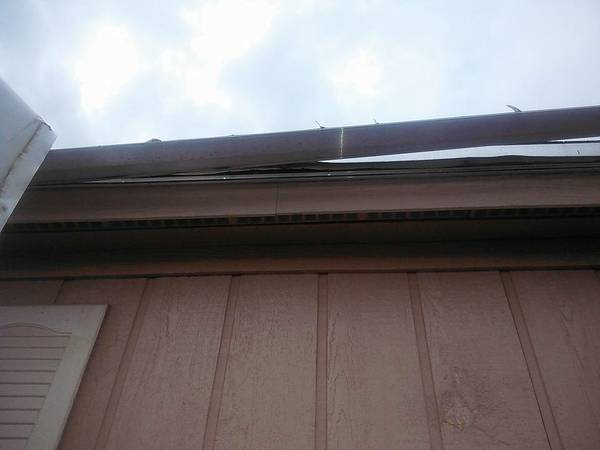 Carport roofing Repair Cover Photo