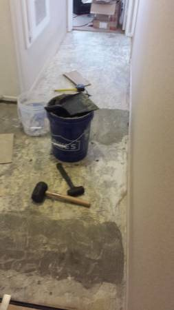 Average Cost of Tile Installation