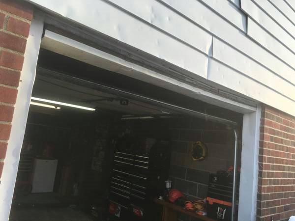 Need Garage Door Capped and Sealed Cover Photo