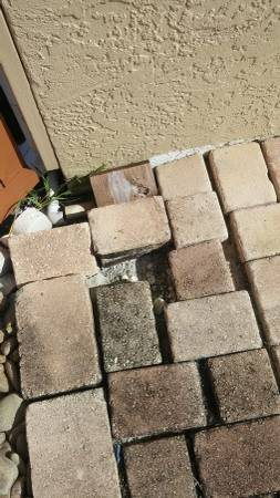 Patio With Pavers