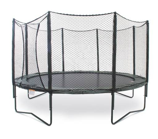 Disassemble & Move Trampoline Cover Photo