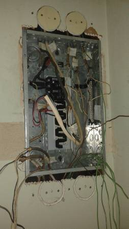 Rewiring old House