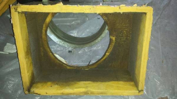 Need a Distribution box   Plenum box Built Hvac Vgroove Tool Cover Photo