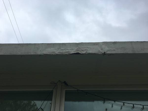 small Gutter Replacement Cover Photo