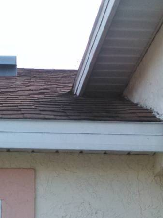 Roofer  Roof Repair Needed on Shingle Roof Cover Photo