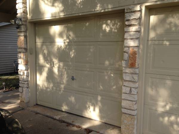Need Help Installing 2 Garage Doors  Cover Photo