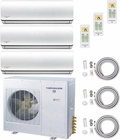 Ductless Mini Split Air Conditioner Installation Cover Photo