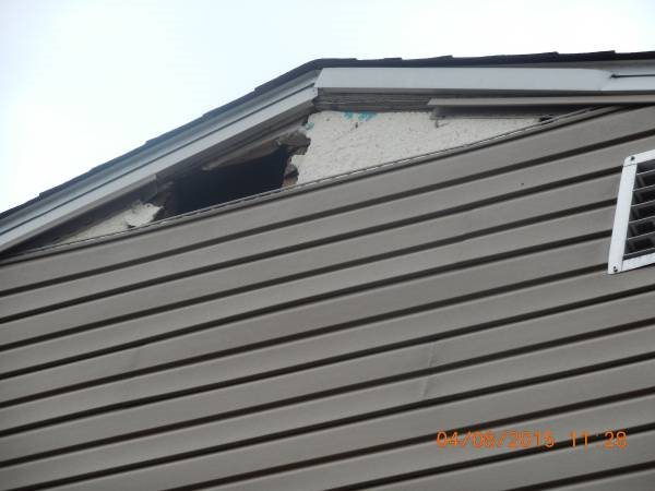 Siding Hole Repair Cover Photo