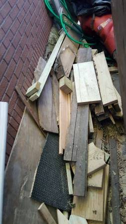 Wood Scrap / Junk Removal Cover Photo