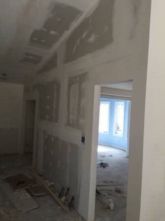 Mud And Tape Drywall Cover Photo