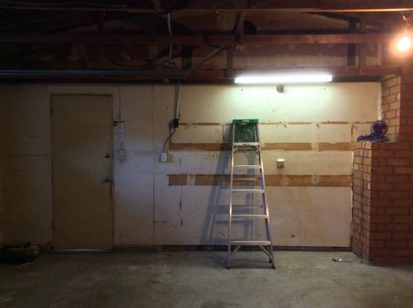 Garage Drywall And Painting  Cover Photo