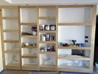 Wall Shelves Painting Cover Photo