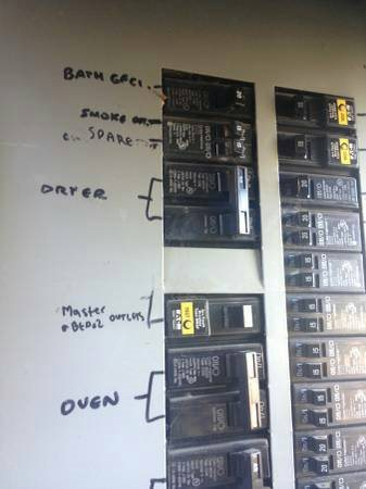 Cost To Rewire a House 2014