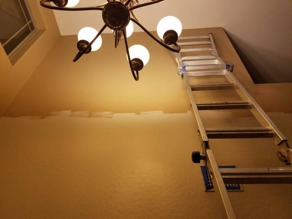 High Ceiling Painting Cover Photo