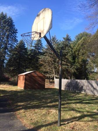 Remove Basketball Pole Cover Photo