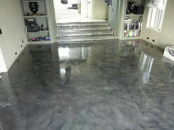 Stained Concrete Flooring Cover Photo