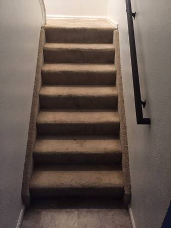 Stairs Need Re-carpeting Cover Photo