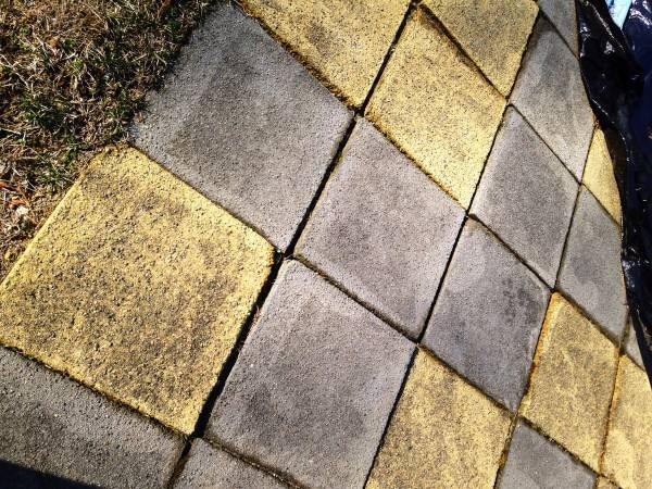 Pavers Re-installed Cover Photo