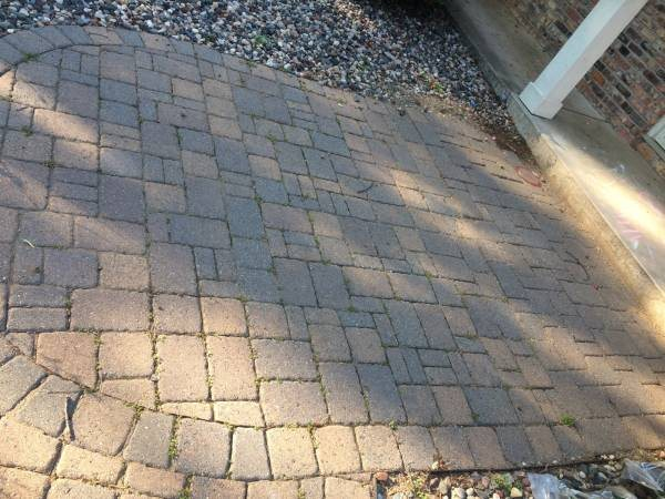 Regrading Pavers  Cover Photo