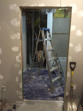 Hang Doors And Sheetrock Cover Photo
