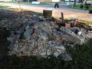 Debris Removal Cover Photo