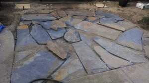 Flagstone Patio Cover Photo