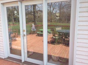 Patio Door Cover Photo