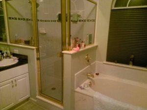 Master Bathroom Makeover Cover Photo
