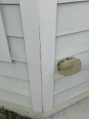Siding Trim Needs Maintenance Cover Photo