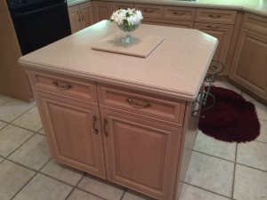Refinish Kitchen Cover Photo