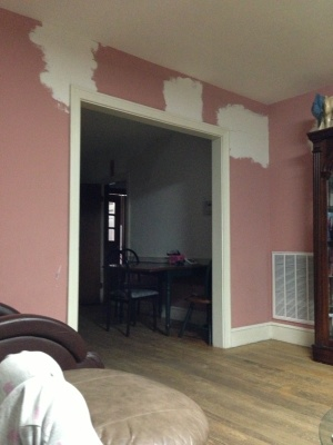 Refinish Floor, Fix and Paint Walls Cover Photo