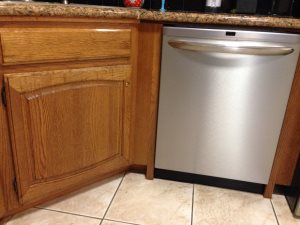 Kitchen Cabinet Cover Photo