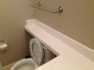 Replace Bathroom Tile and Sink / Hardware  Cover Photo