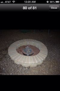 Jazz Fire Pit Cover Photo