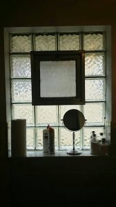 Bathroom Window Cover Photo