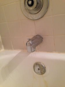 New Faucet On Bath Cover Photo