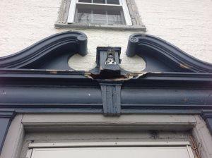Front Door Trim Cover Photo