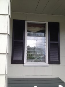 Vinyl Window Repair
