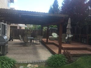 Backyard Renovation Cover Photo