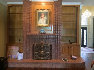 Fireplace Cover Photo
