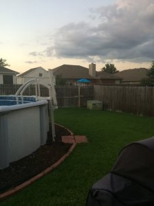 Pool Deck, 24 Ft Round Cover Photo