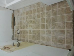 Ceramic Tile Floor Cover Photo