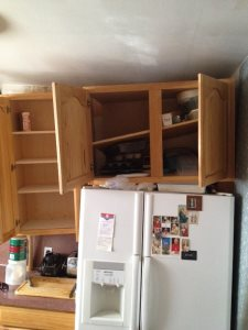 Kitchen Cabinet Fell Cover Photo