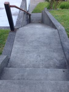 Pressure Wash Stairs Cover Photo