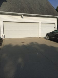 Garage Door And Man Door Cover Photo